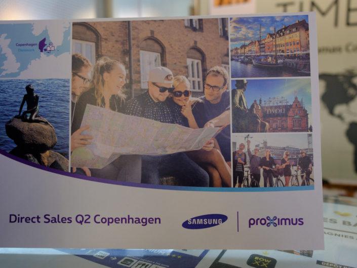 Incentive Proximus Kopenhagen