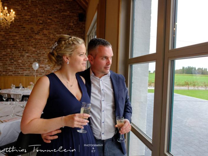 Huwelijk Melissa & Maarten