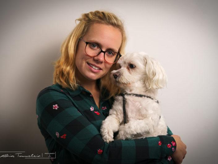 Photoshoot met huisdier