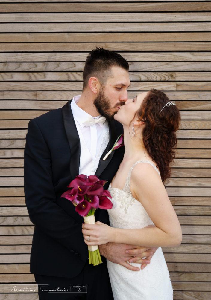 Huwelijk Joyce & Kim